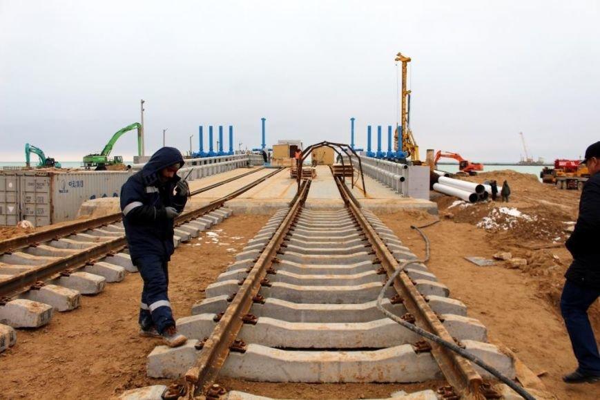 Завершается строительство порта Курык. Фото, фото-3