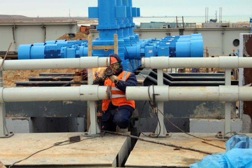 Завершается строительство порта Курык. Фото, фото-4
