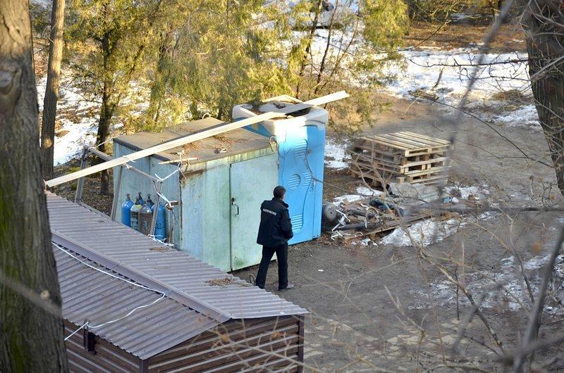 В одесском парке уничтожены десятки деревьев (ФОТО), фото-5