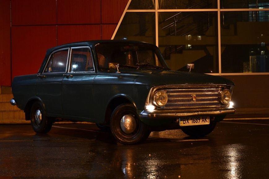 Найяскравіші автомобілі Хмельницького: молодіжний «Москвич» (ФОТО), фото-2