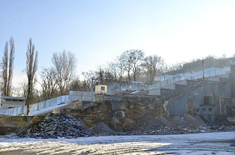 Потемкинскую лестницу затопили, угроза исходит от реставраторов (ФОТО), фото-19