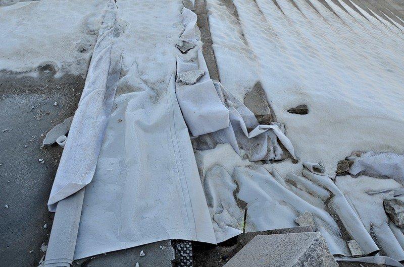 Потемкинскую лестницу затопили, угроза исходит от реставраторов (ФОТО), фото-15