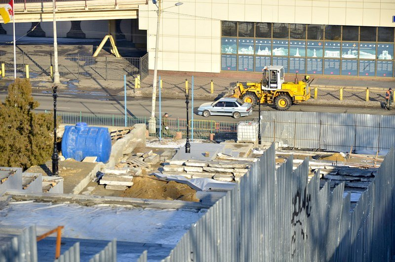 Потемкинскую лестницу затопили, угроза исходит от реставраторов (ФОТО), фото-4