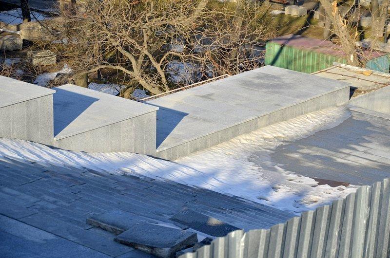 Потемкинскую лестницу затопили, угроза исходит от реставраторов (ФОТО), фото-3