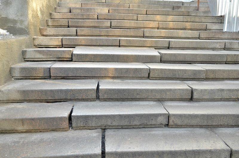 Потемкинскую лестницу затопили, угроза исходит от реставраторов (ФОТО), фото-8