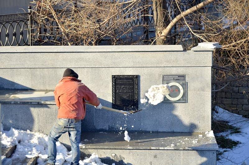 Потемкинскую лестницу затопили, угроза исходит от реставраторов (ФОТО), фото-2
