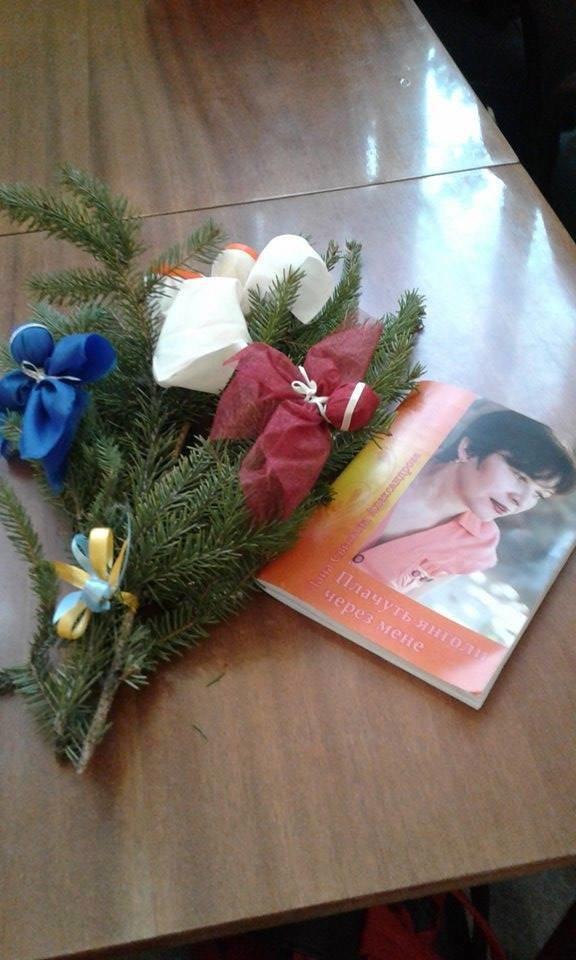 """Криворожские поэты встретились на творческом вечере """"Магия стихов в рождественские праздники"""" (ФОТО), фото-14"""