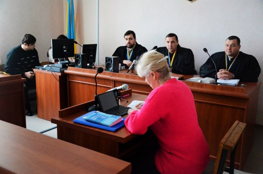 В Запорожской области прошло заседание суда по сепаратисту Бутрименко, - ФОТО, фото-1