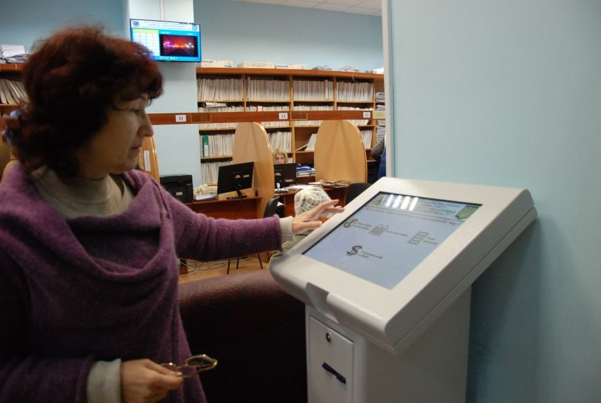 В «Едином офисе» Бердянска электронная очередь заработала в полную силу, фото-4
