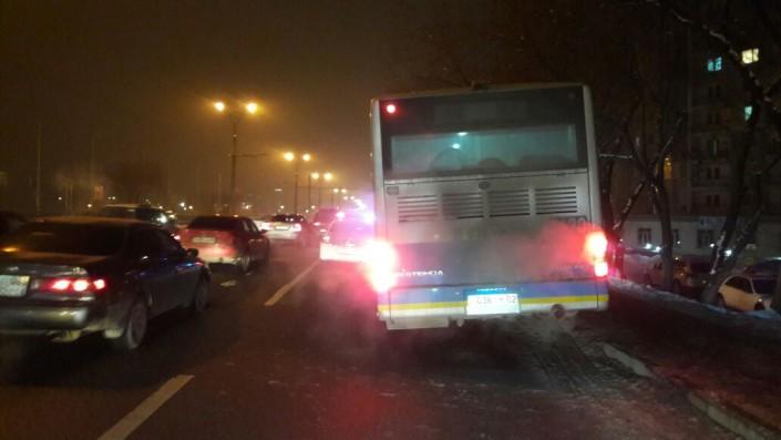 Смертельное ДТП с участием автобуса в Алматы, фото-2
