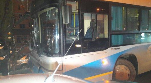 Смертельное ДТП с участием автобуса в Алматы, фото-3