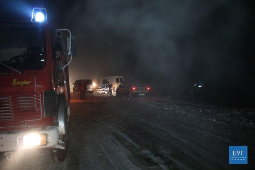 Масове ДТП та величезний затор на волинській дорозі (ФОТО, ВІДЕО), фото-9