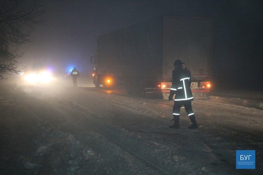 Масове ДТП та величезний затор на волинській дорозі (ФОТО, ВІДЕО), фото-8
