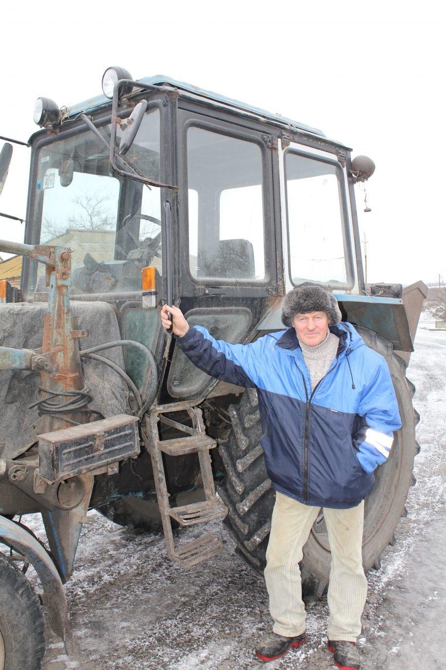 тракторист кунов