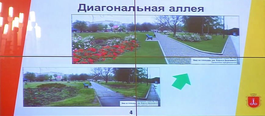 В Одессе кардинально изменится вид площади Деревянко (ВИДЕО), фото-3