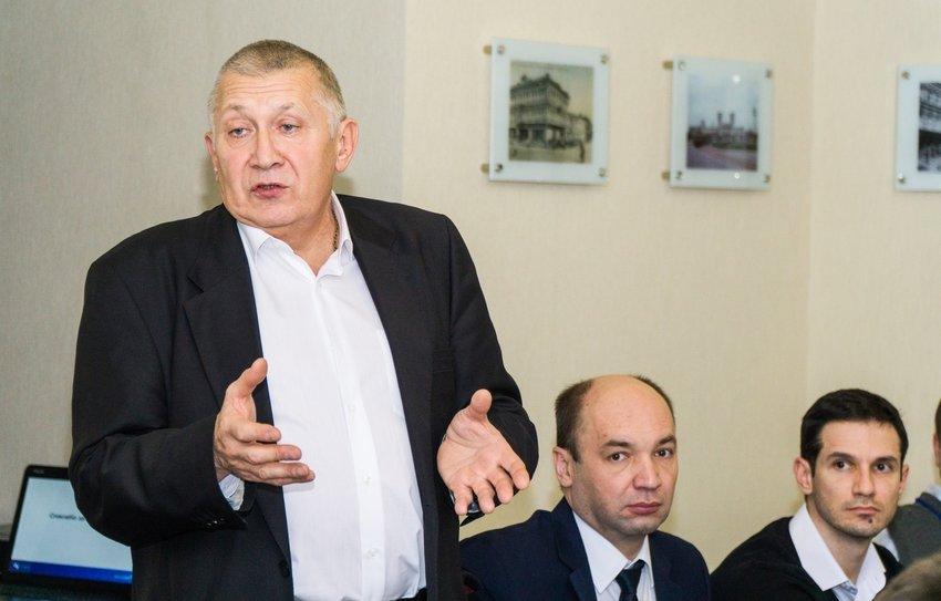 Съезд проктологов в Днепре - обсуждение актуальных вопросов, обмен опытом, фото-1