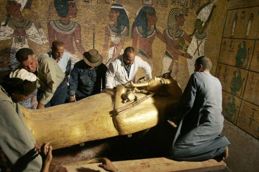 Загадочные места Египта от которых захватывает дух, фото-2
