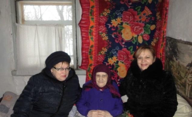 Найстарша жінка у Новоград-Волинському районі відзначила своє 102-річчя!, фото-1