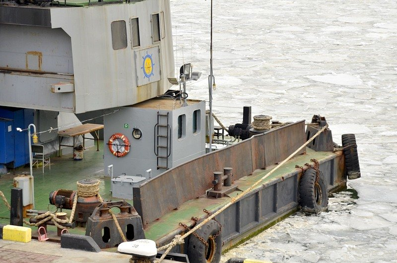 У берегов Одессы море покрылось льдинами (ФОТО), фото-6