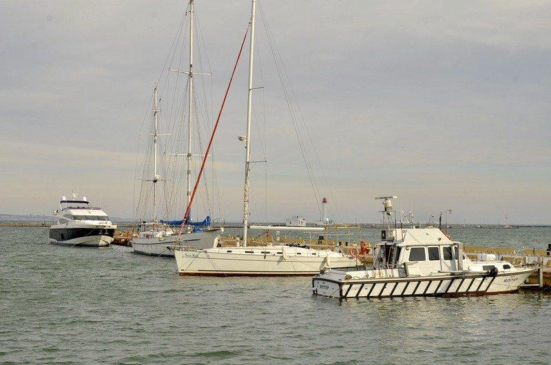 У берегов Одессы море покрылось льдинами (ФОТО), фото-15