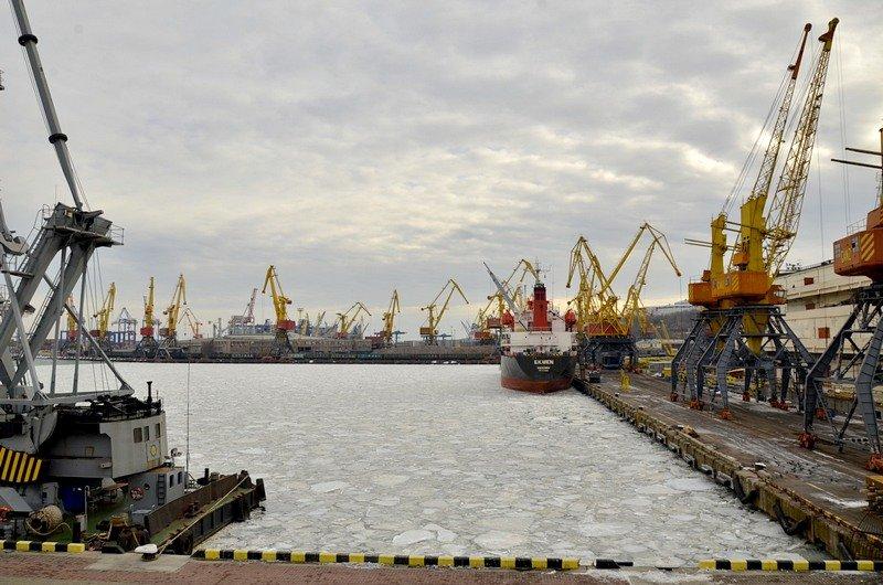 У берегов Одессы море покрылось льдинами (ФОТО), фото-8