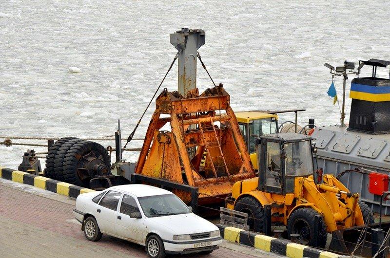 У берегов Одессы море покрылось льдинами (ФОТО), фото-7