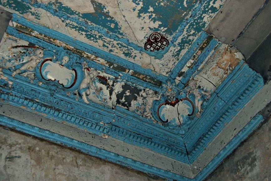 Экстремалы сделали восхитительные снимки потолков в доме Руссова (ФОТО), фото-5