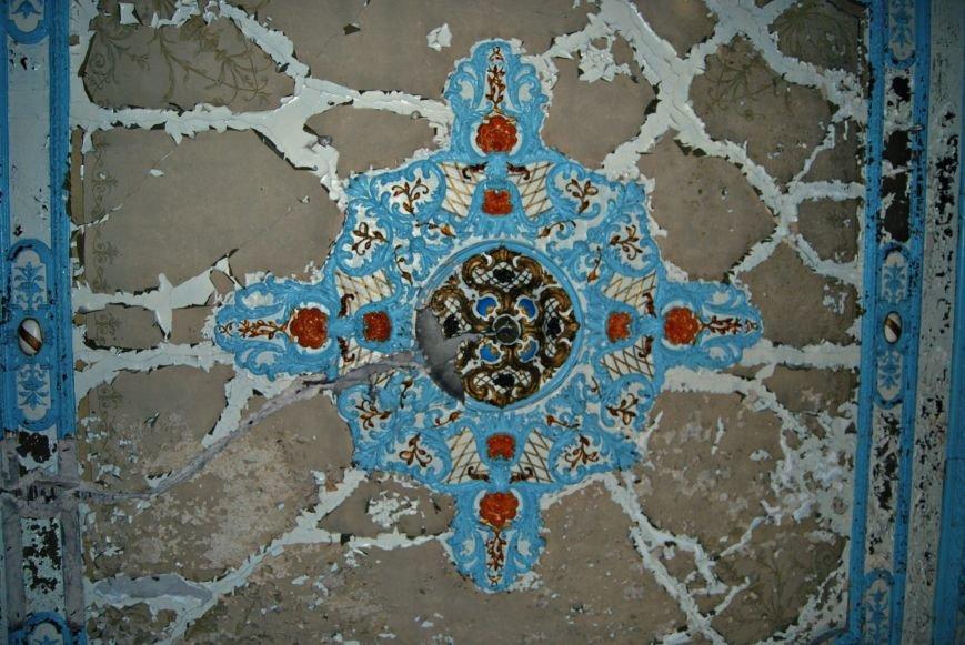 Экстремалы сделали восхитительные снимки потолков в доме Руссова (ФОТО), фото-1
