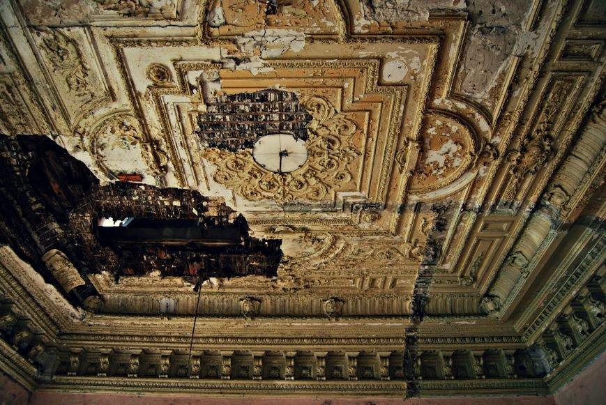 Экстремалы сделали восхитительные снимки потолков в доме Руссова (ФОТО), фото-3