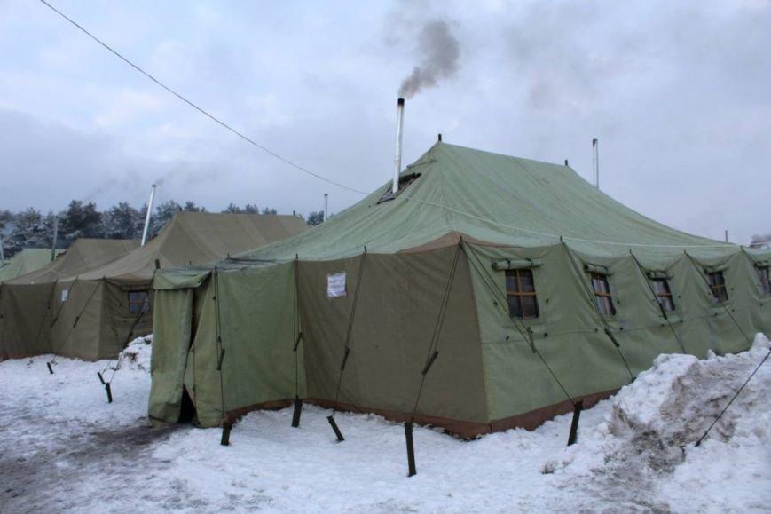 Стрельбы, тренировки и учеба: на Харьковщине начались военные сборы (ФОТО), фото-1