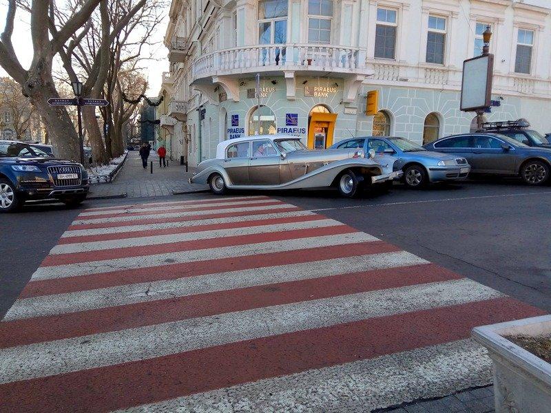 В Одессе завелся экстравагантный автохам (ФОТО), фото-2