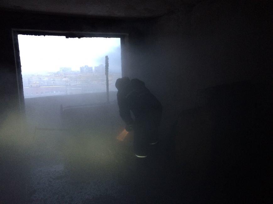 Утренний пожар в Днепре: сгорела квартира (ФОТО, ВИДЕО), фото-6