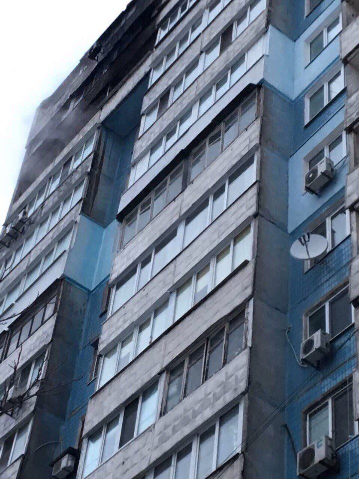Утренний пожар в Днепре: сгорела квартира (ФОТО, ВИДЕО), фото-9
