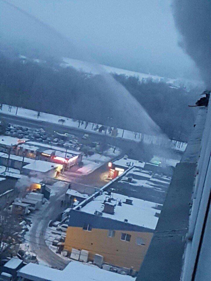 Утренний пожар в Днепре: сгорела квартира (ФОТО, ВИДЕО), фото-2