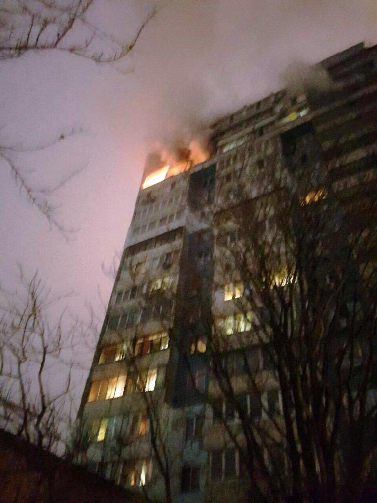 Утренний пожар в Днепре: сгорела квартира (ФОТО, ВИДЕО), фото-8