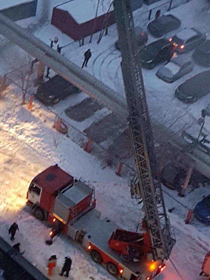 Утренний пожар в Днепре: сгорела квартира (ФОТО, ВИДЕО), фото-3