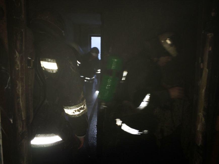 Утренний пожар в Днепре: сгорела квартира (ФОТО, ВИДЕО), фото-4
