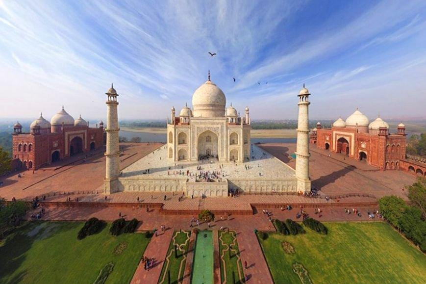 Индийский Тадж-Махал: тайны уникального сооружения, фото-1
