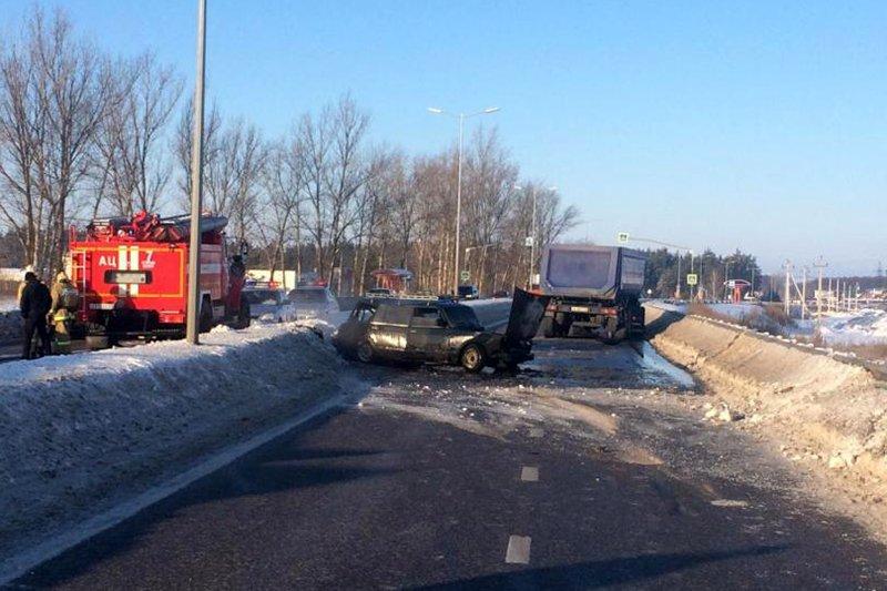 В Белгородской области за сутки в ДТП попали шесть автобусов, фото-2