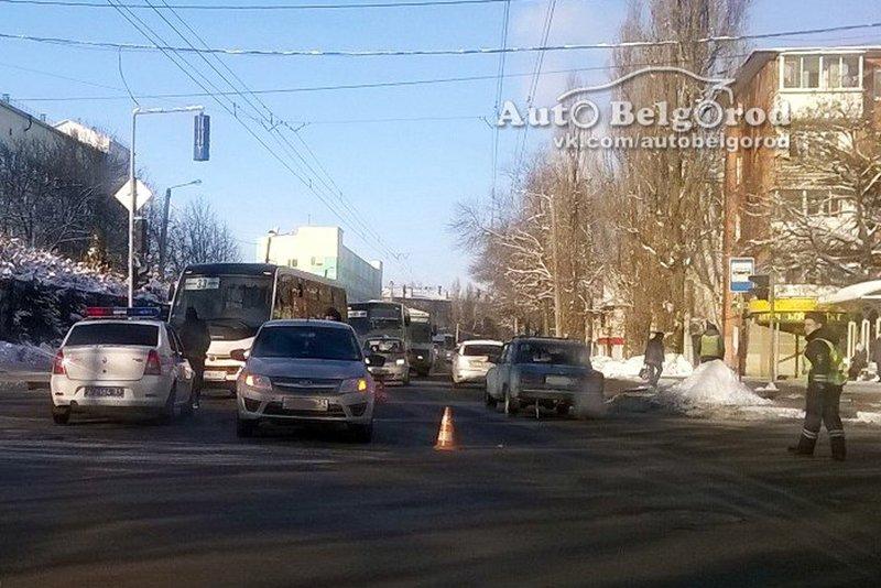 В Белгородской области за сутки в ДТП попали шесть автобусов, фото-1