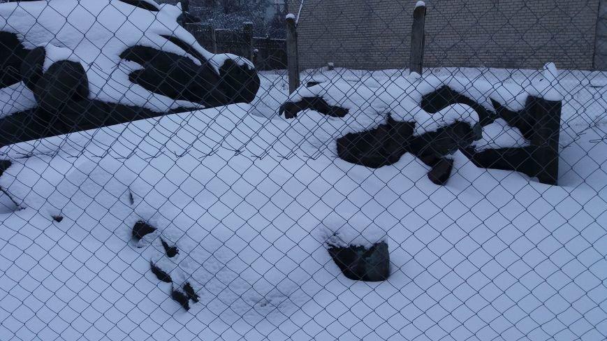 Вожди на зимовке: как поживают демонтированные запорожские памятники, - ФОТО, фото-2