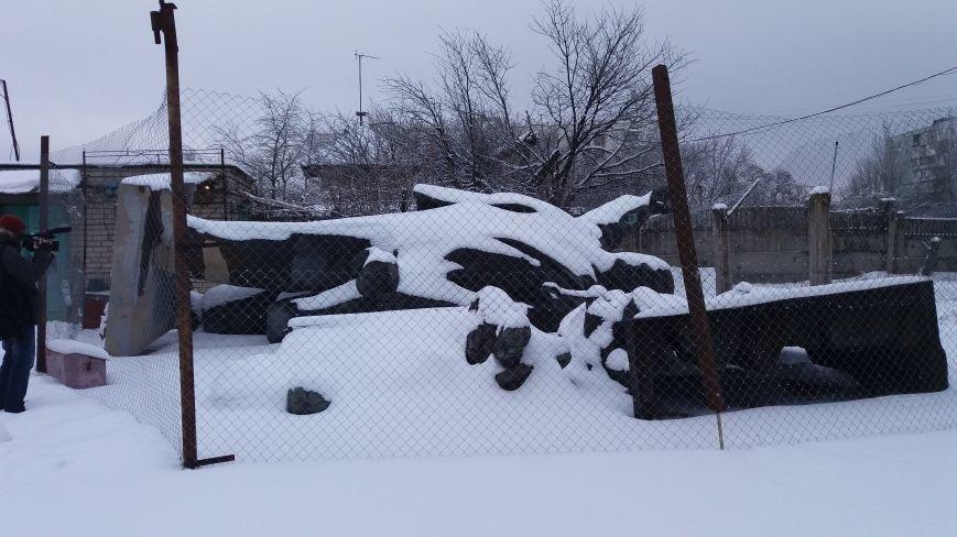 Вожди на зимовке: как поживают демонтированные запорожские памятники, - ФОТО, фото-3