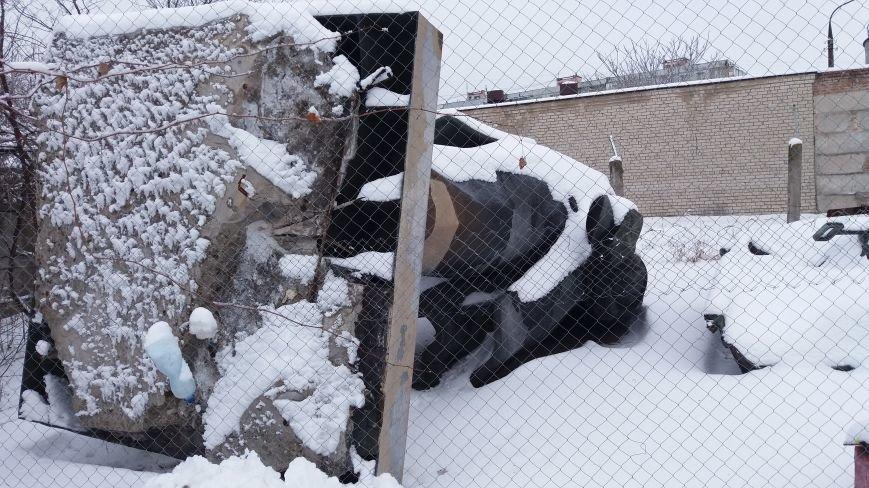 Вожди на зимовке: как поживают демонтированные запорожские памятники, - ФОТО, фото-4