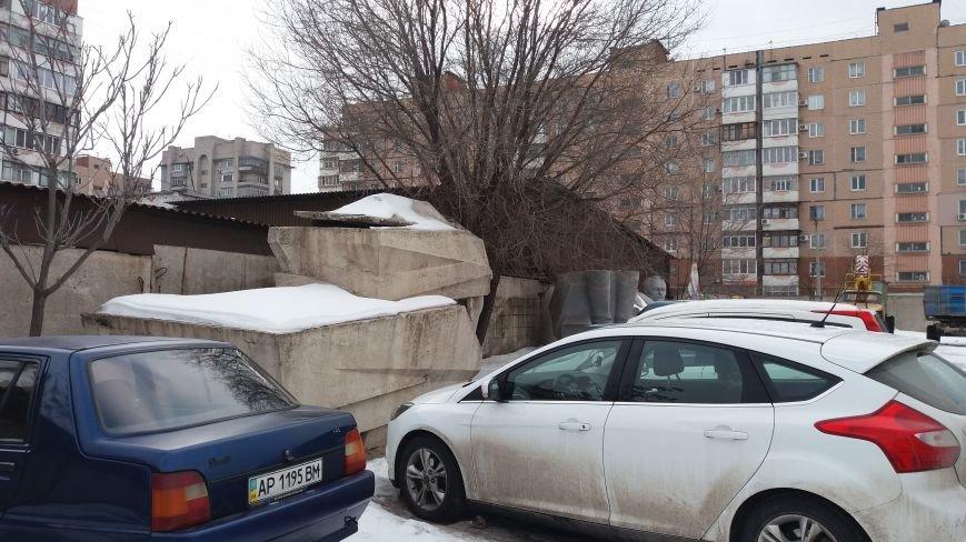 Вожди на зимовке: как поживают демонтированные запорожские памятники, - ФОТО, фото-17