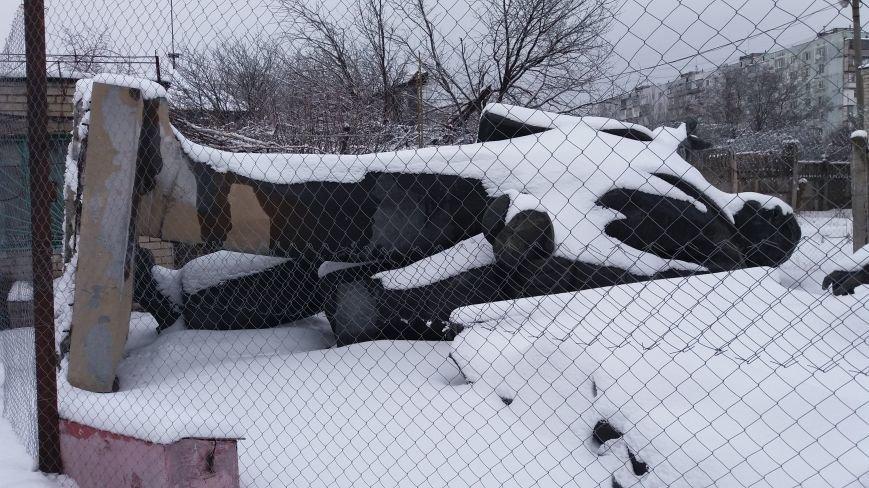Вожди на зимовке: как поживают демонтированные запорожские памятники, - ФОТО, фото-1