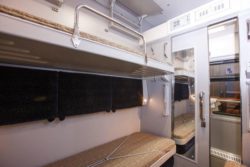Новий потяг з вагонами-трансформерами відправився в перший рейс (Фото), фото-2