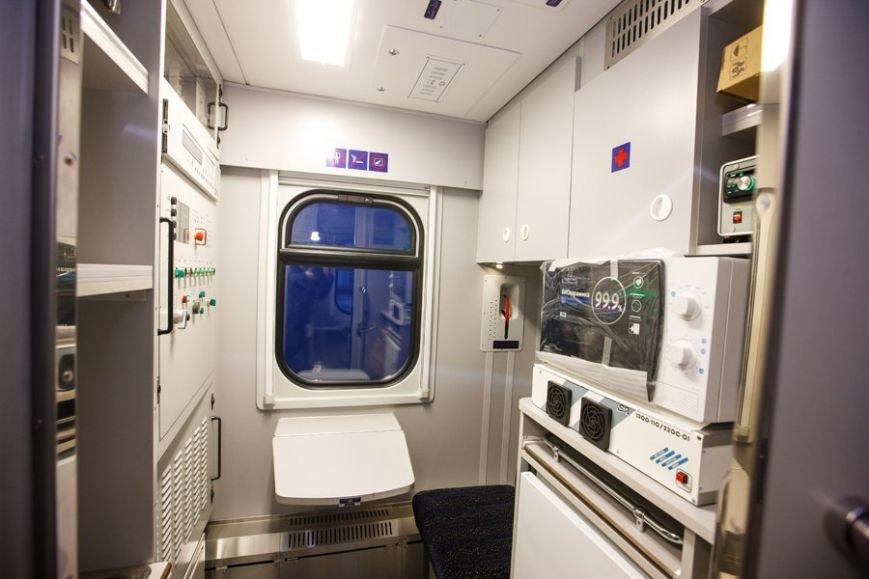 Новий потяг з вагонами-трансформерами відправився в перший рейс (Фото), фото-1
