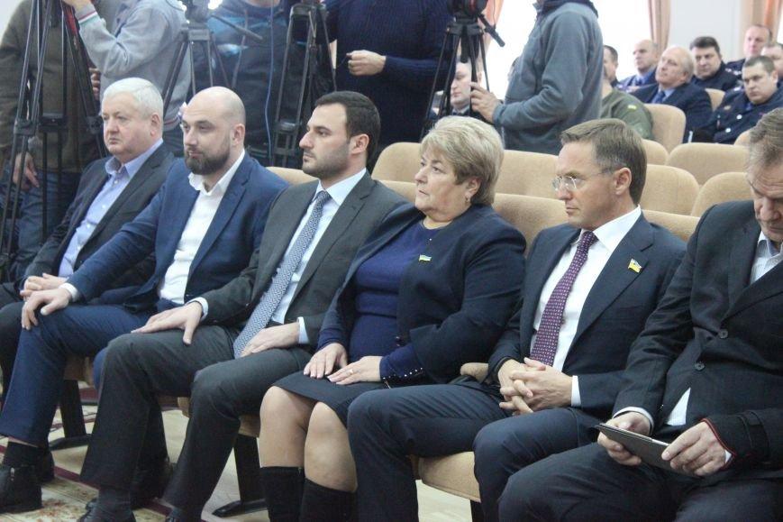 В Запорожье представили нового главу полиции, - ФОТОРЕПОРТАЖ, фото-3