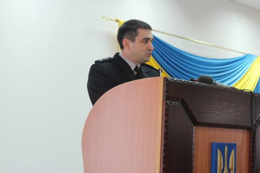 В Запорожье представили нового главу полиции, - ФОТОРЕПОРТАЖ, фото-6