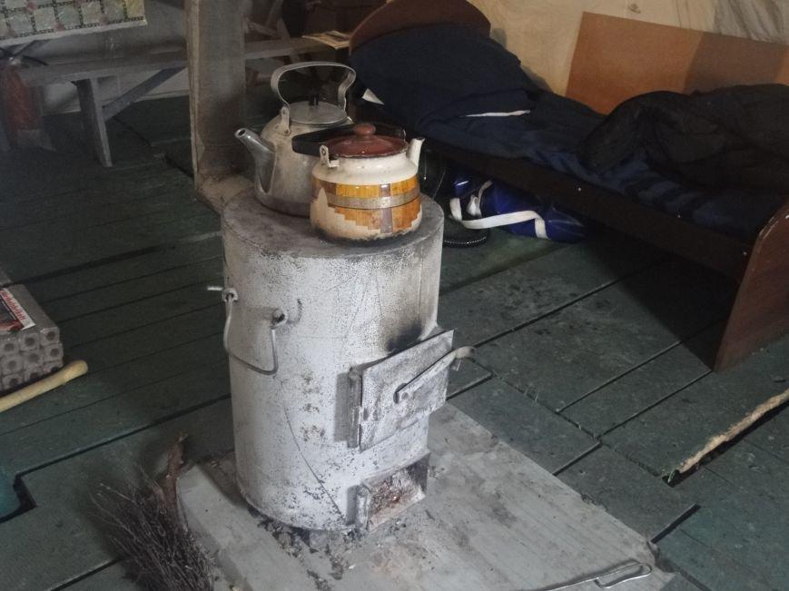 Купання на Водохреща: як облаштували ополонки у Хмельницькому (ФОТО), фото-4